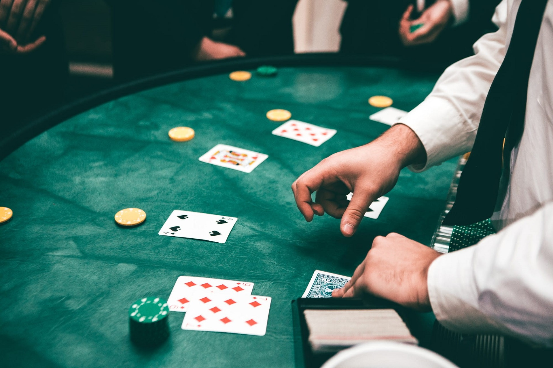 How To Gamble With Caution