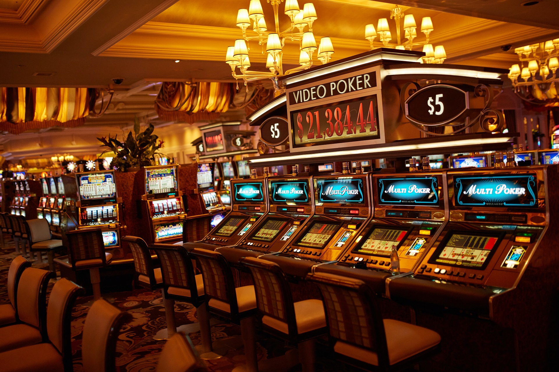 How Is Online Gambling Filling The Gap Left By The Land-Based Casinos